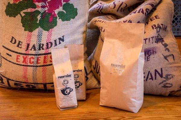 Frontside Coffee Roasters products