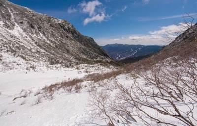 Mount Washington, Tuckerman Ravine, Wildcat