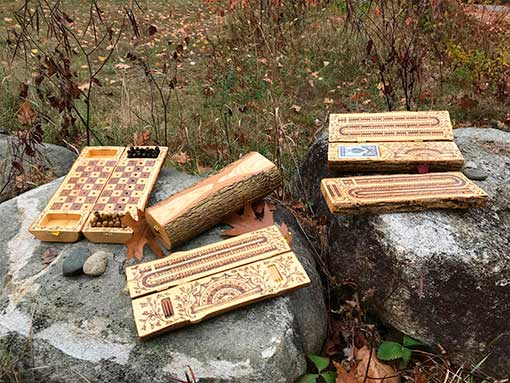 Trevor Hope Pyrography Products