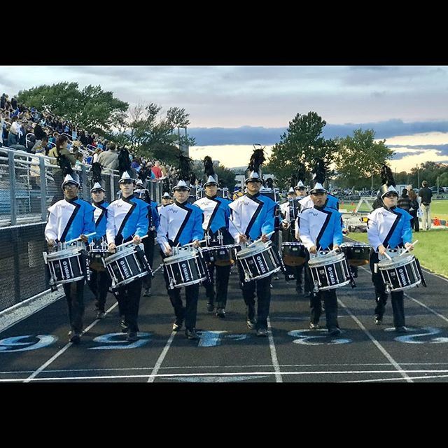 """Dreaming in Color"" places in the Lincoln-Way Band Invitational"