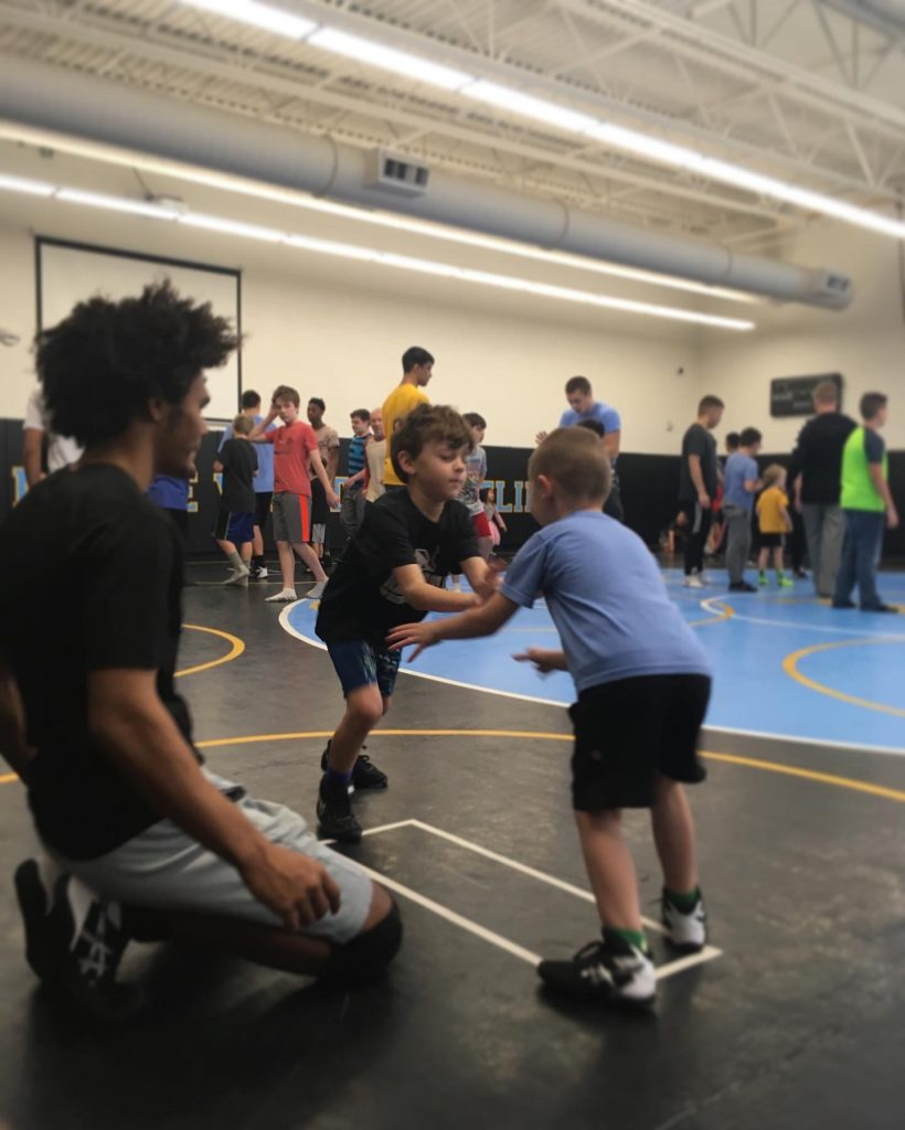 Warriors On and Off the Mat