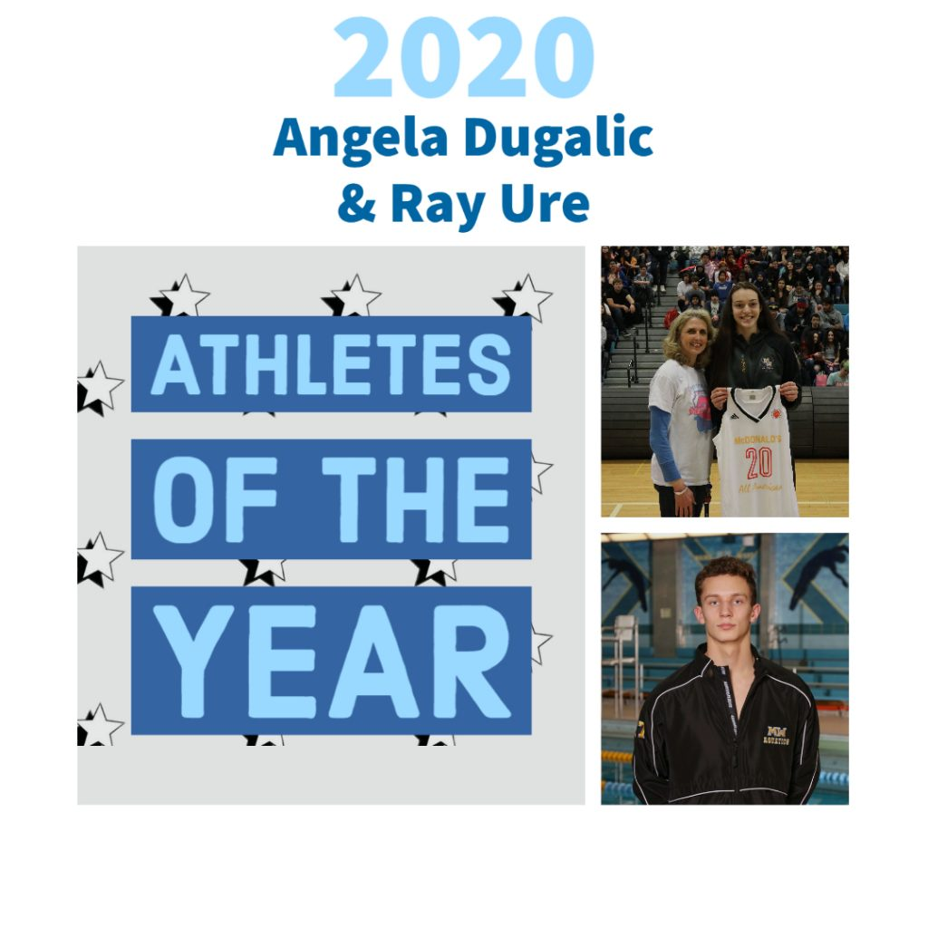 Athletes of the Year 2020