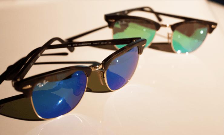 lentes de sol flat lenses Clubmaster Collection Outlet | Club master colección | LentesWorld