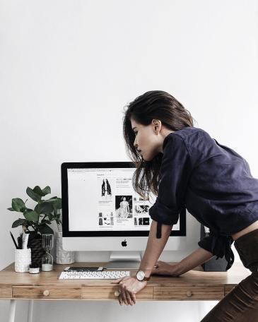 Entrevista LentesWorld a Adriana Gastélum blogger de Fake Leather