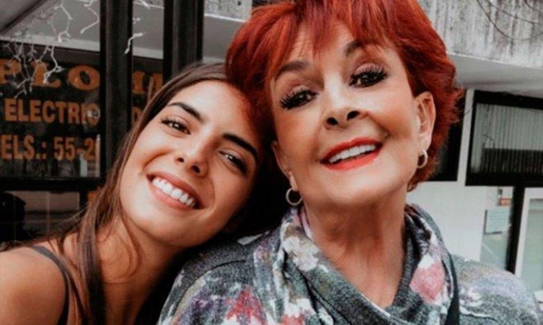 María Levy a Talina Fernández: 'Gracias por enseñarme a ser fuerte'