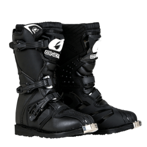 ONEAL YOUTH RIDER BOOT BLACK K12