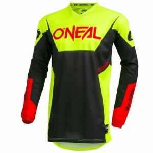 ONEAL YOUTH ELEMENT RW JERSEY NEON YELLOW L