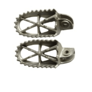 YCF STAINLESS FOOT PEGS