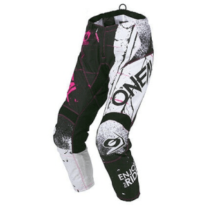 ONEAL ELEMENT SHRED PANT PINK YOUTH 8/10