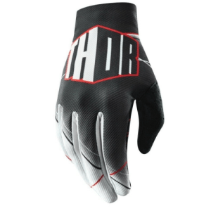 THOR VOID PRISM BLACK YOUTH GLOVES XS