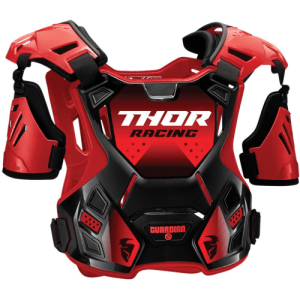 THOR GUARDIAN RED BODY ARMOUR