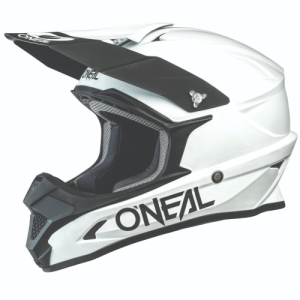 ONEAL 1SRS SOLID WHITE