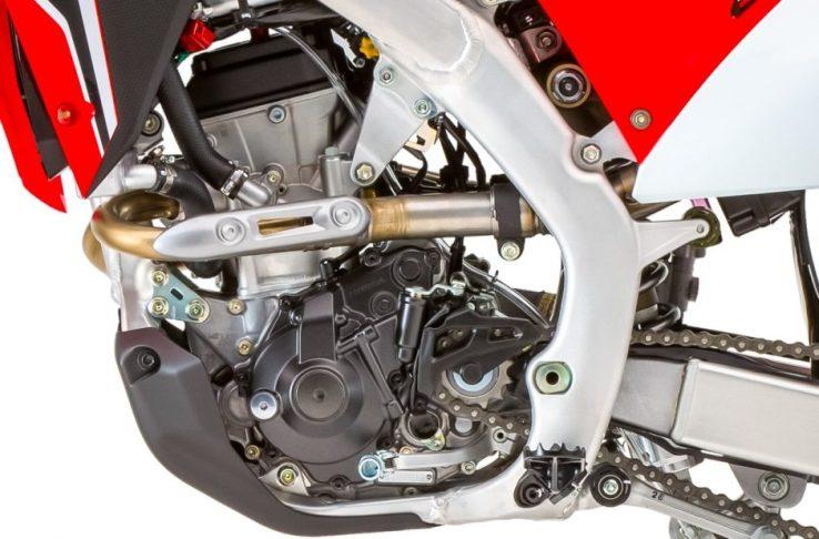 2020 Honda CRF250 engine