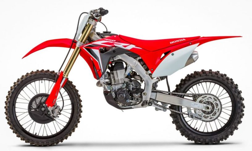2020 Honda CRF450