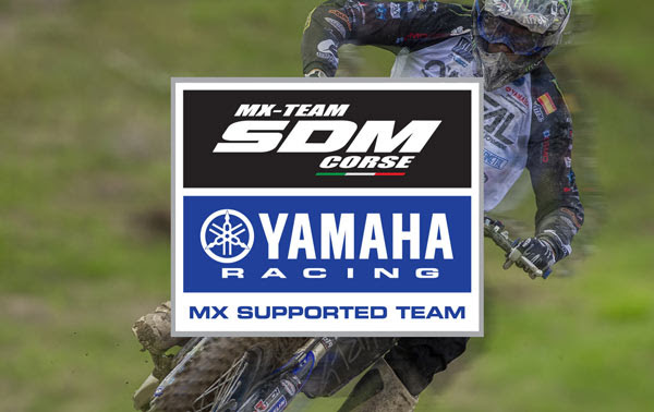 SDM Corse - Yamah MX Supported Team
