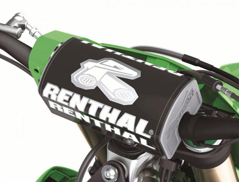 New Renthal Fatbar.