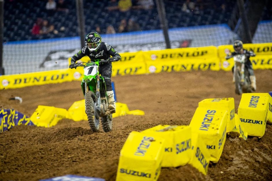 Eli Tomac had the speed and avoided mistakes