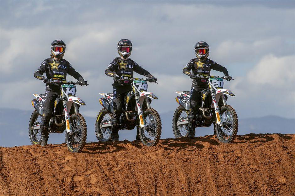 Rockstar Energy Husqvarna Factory Racing MX2