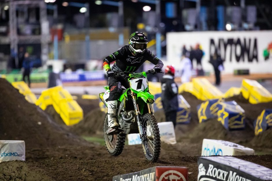 Eli Tomac delivered when he most needed a win