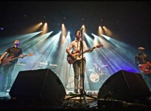 Mads Langer på scenen under SPOT Festival 2009 - til januar kan han opleves på den hollandske festival, Eurosonic.