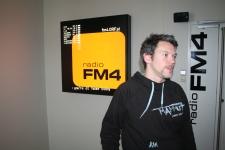 Andreea Gstettner - bevidst om FM4s store ansvar som monopol-radio.