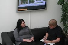 Nadia Zink - videoeditor for den lille men populære kommercielle musikkanal GOTV