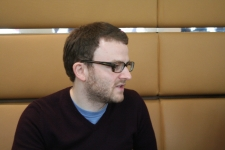 Manuel Frohnhofer - positivt overrasket over den østrigske nye scene gennem flere år.