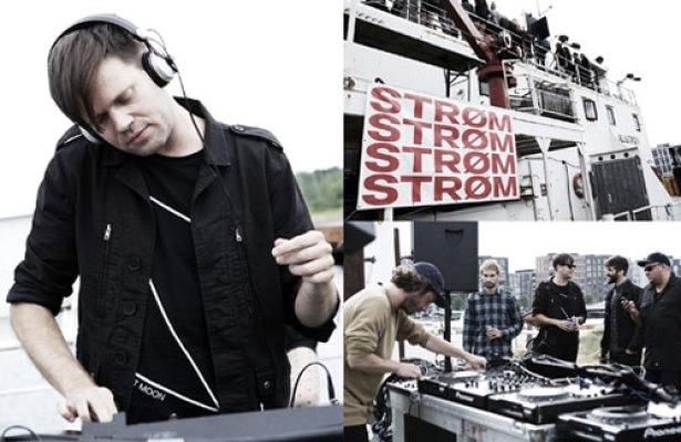 International fokus på dansk elektronisk musik inder Boiler Room.  (Collage: Sara Lindbæk)