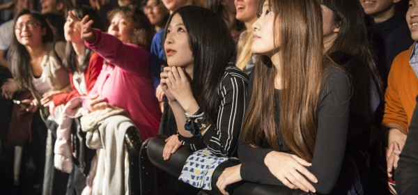 Christopher gjorde også indtryk på det japanske publikum. Foto: Petri Artturi Asikainen