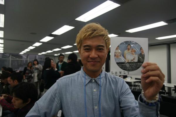 Takao Hori fra Monshon