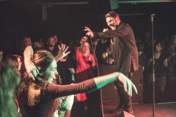 Norway's Truls live at Ja Ja Ja Berlin @ FluxBau Photo: Susanne Erler