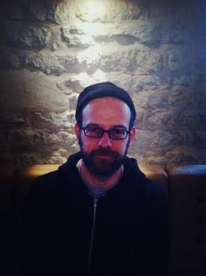 Daniel Spindler ejer pladeselskabet Sinnbus