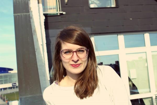 Melanie Gollin, music editor at FluxFM