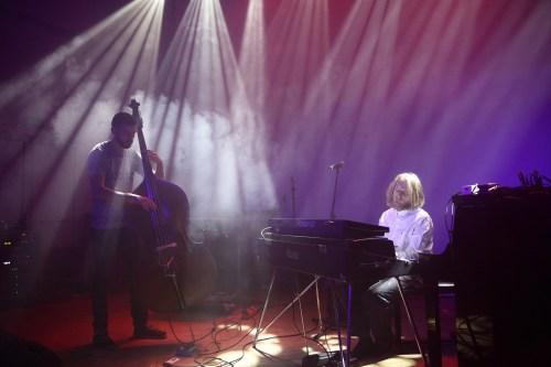 Bremer/McCoy i dyb koncentration. Foto: Sara Lindbæk