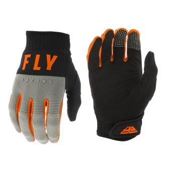 F-16 Black/Orange