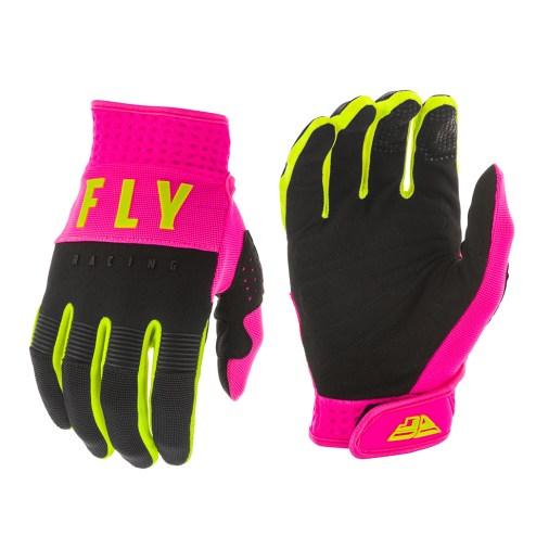 F-16 Neon Pink/Black/Hi-Vis