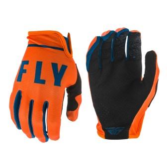 Lite Gloves Orange/Navy