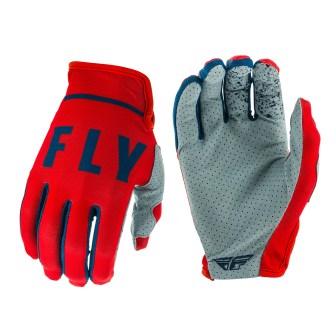 Lite Gloves Red/Slate/Navy