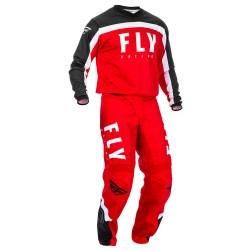 F-16 Red / Black / White