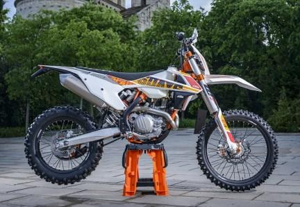 KTM EXC _SIX DAYS_MODELO 2017