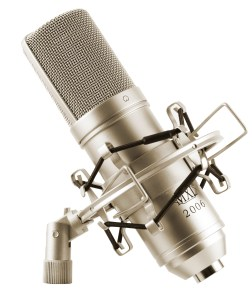MXL 2006 Mic with included shockmount