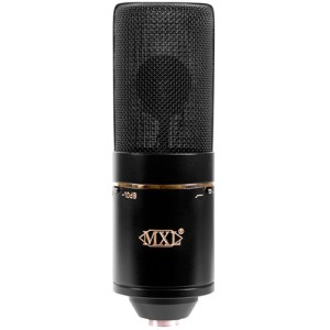 MXL 770x microphone - back
