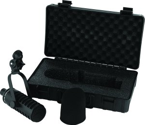 MXL BCD-1 Dynamic Mic package