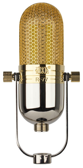 The R77 microphone front