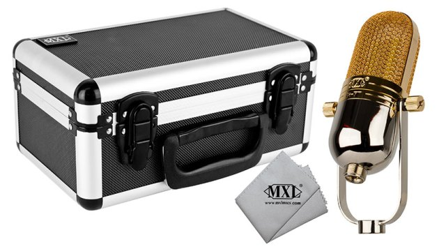 MXL R77 microphone package