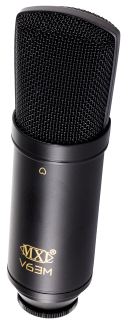 MXL V63M condenser mic