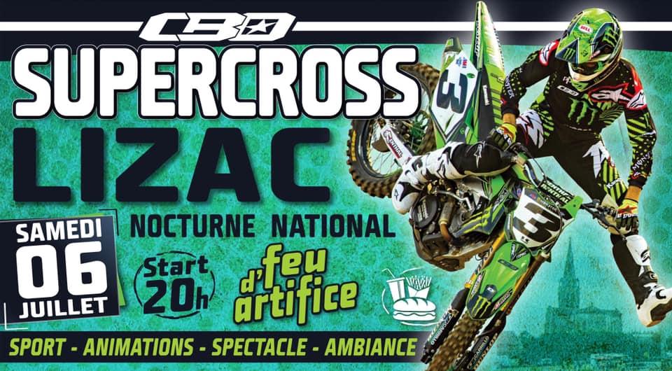 Supercross de Lizac