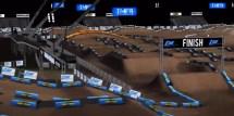 Le Championnat de Supercross est arrivé !