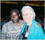 29 Helen Bunje with Kiriti