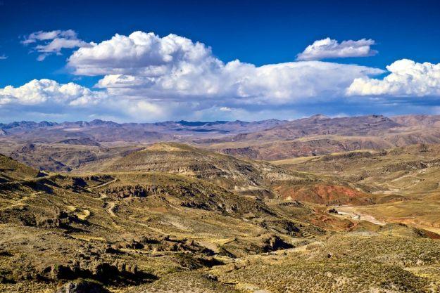 Altiplano bei Sucre